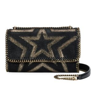 NWOT STELLA MCCARTNEY STAR FALABELLA SMALL BAG